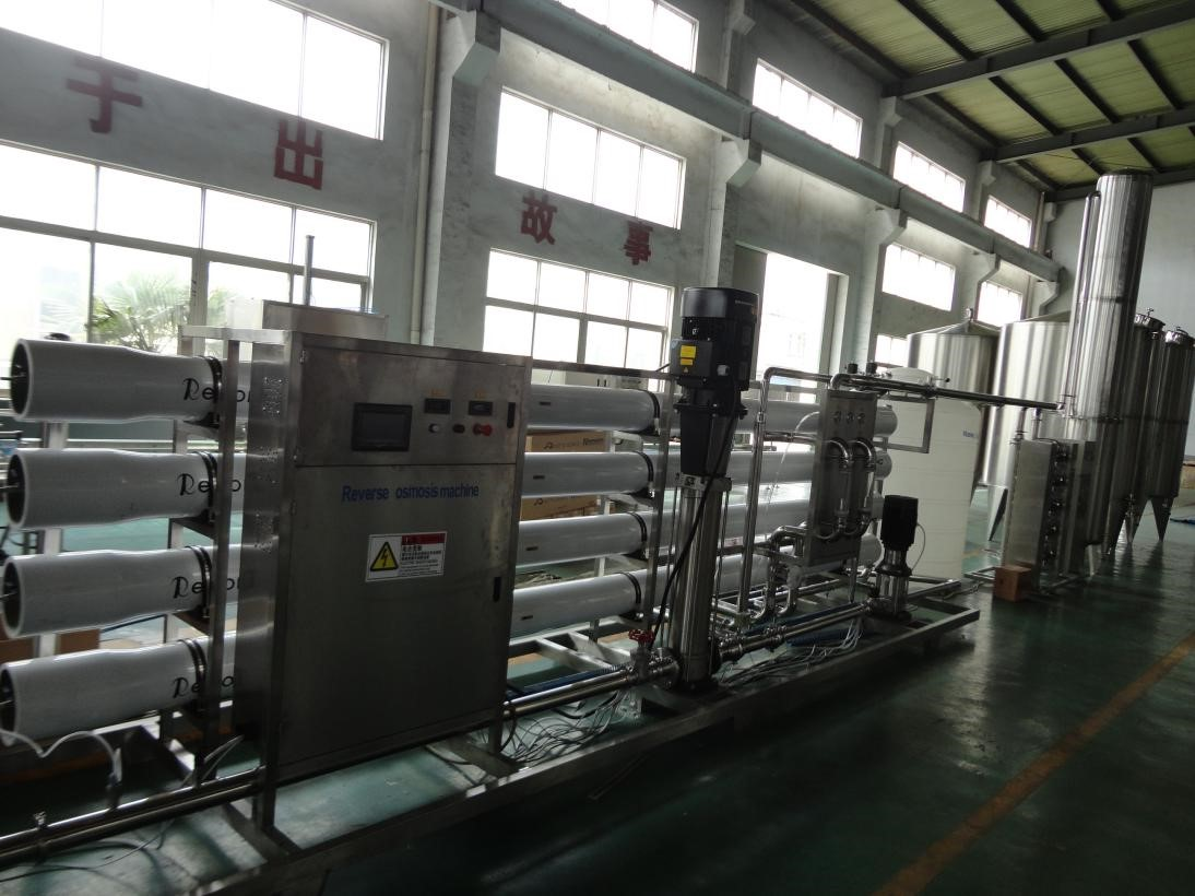 (RO-reverse osmosis one level)
